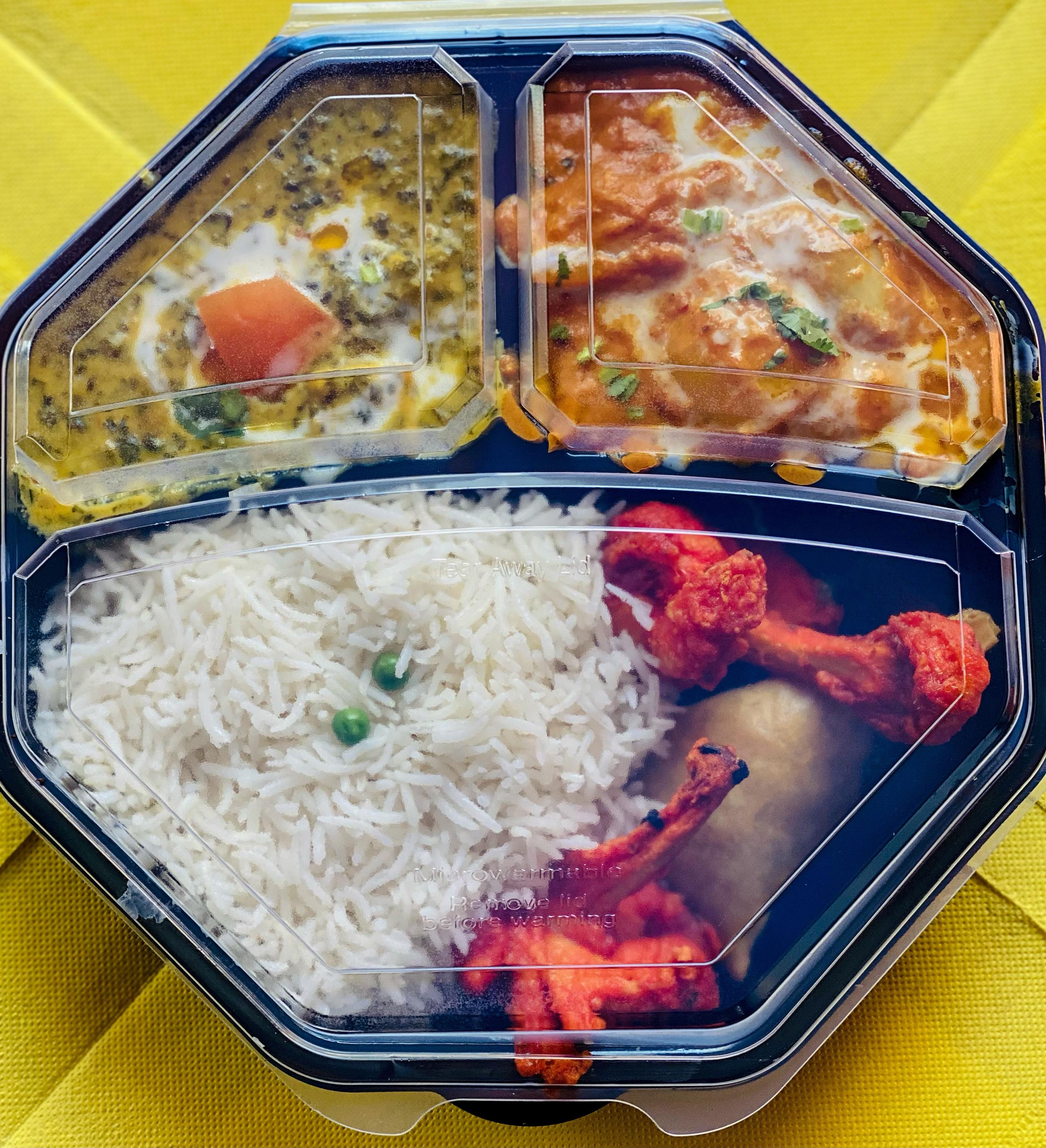 Non vegetarian lunch box