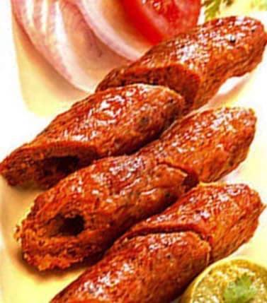 Lamb Seek Kebab